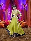 Krisha print Inian Pakistani Emroidery work Enthnicwear Anarkali Salwar Kameez suit