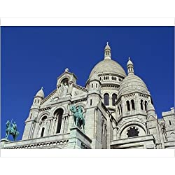 Photographic Print of Cathedral of Bordeaux, Aquitaine, France, Europe