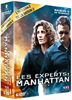 Les experts : Manhattan - Saison 5