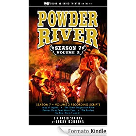 POWDER RIVER Season 7 Vol. 2 (English Edition)