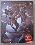 img - for R.A. Salvatore's Demon Wars Gazeteer book / textbook / text book