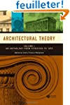 Architectural Theory: An Anthology fr...