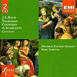 Bach / Telemann / Couperin / Scarlatti: Cantatas