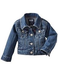 Levis Baby Girls Infant Jacket Farrah