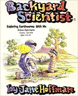 backyard scientist exploring earthworms with me science experiments