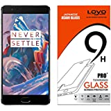 One Plus 3 / OnePlus 3 Tempered Glass, Screen Guard, Temper Glass, LOYO Tempered Glass Screen Protector For One...