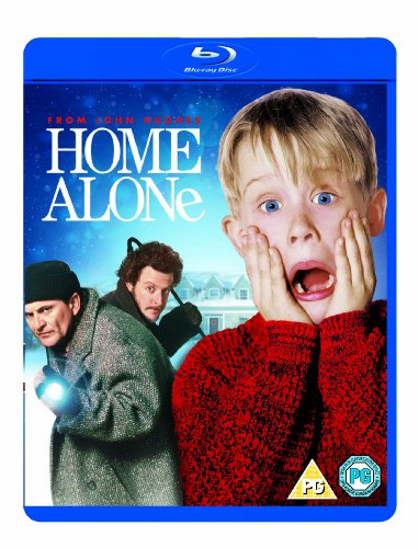 Home Alone [Blu-ray] [Region Free] [UK Import] (Home Alone 2 Blu Ray compare prices)