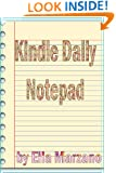 Kindle Daily Notepad