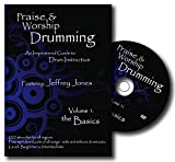 Praise & Worship Drumming DVDs - 2 Volume Set