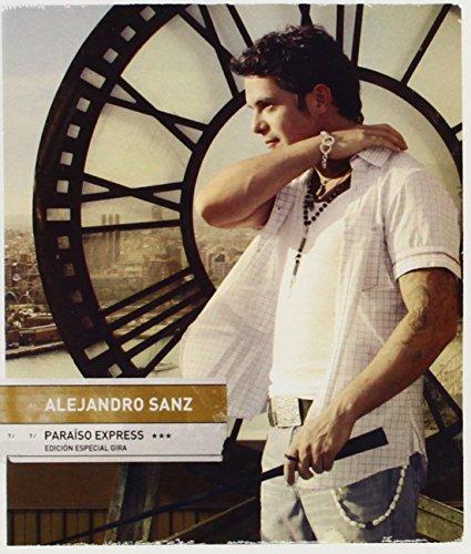 Alejandro Sanz - Paraiso Express Edicion Especial Tve (Cd/dvd) - Zortam Music