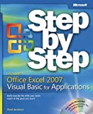 img - for Microsoft  Office Excel  2007 Visual Basic  for Applications Step by Step 1st edition by Jacobson, Reed (2007) Paperback book / textbook / text book