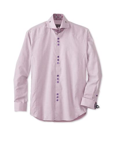 Bogosse Men's D-Matis 95 Jacquard Long Sleeve Shirt