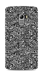 AMEZ designer printed 3d premium high quality back case cover for Lenovo K4 Note (doodle)