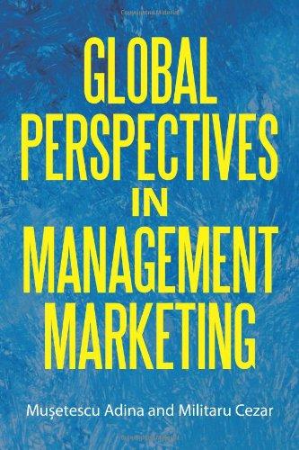 在管理营销全球的视角