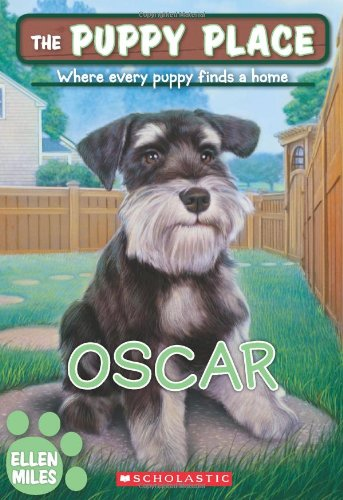 The Puppy Place #30: Oscar front-904080