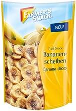 Farmer's Snack Bananenscheiben, 4er Pack (4 x 150 g)