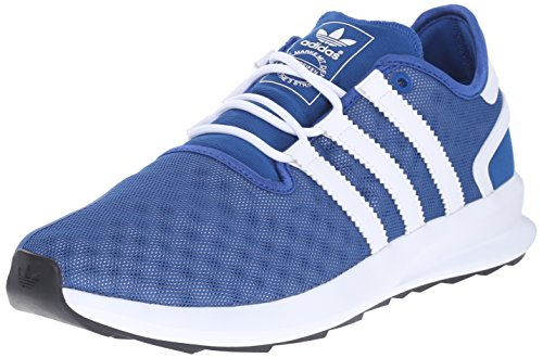 Adidas Originals Men's Sl Rise Fashion Sneaker, Equipment Blue/White/Black, 11 M US