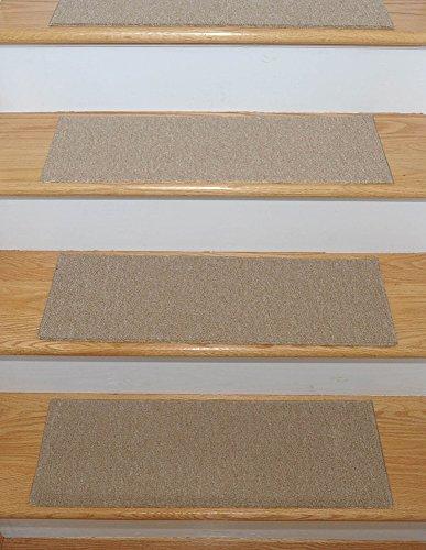 ottomanson skid resistant rubber backing non slip carpet stair treads machine ebay. Black Bedroom Furniture Sets. Home Design Ideas