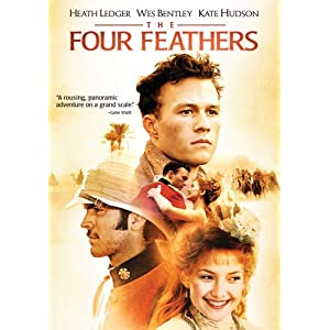 Amazon.com: The Four Feathers: Heath Ledger, Wes Bentley, Kate ...