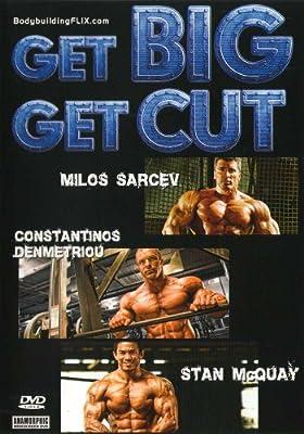 Get Big Get Cut Bodybuilding
