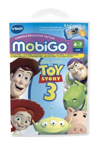Vtech - 250105 - Console - Jeu Mobigo - Toy Story 3
