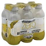 Glaceau Vitamin Water Zero 6-16.9 Oz (Pack of 2) (Lemonade) by N/A