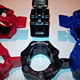 "Heavy Duty Lock Jaw Pro Olympic Barbell 2"" Collar - Crossfit - Powerlifting - Olympic Lifting"