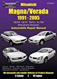 img - for Mitsubishi Magna/Dimante 1991 to 2005: Automobile Repair Manual (Max Ellery's Vehicle Repair Manuals) book / textbook / text book