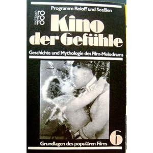 eBook Cover für  Kino der Gefuehle Grundlagen des popul xE4 ren Films 6