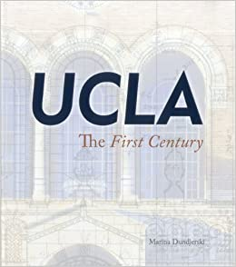 UCLA - The First Century - image of book