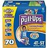 Huggies Pull-Ups Boy Size: 4-5T; Quantity: 70 Day / Night Training Pants