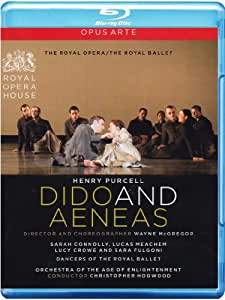Dido and Aeneas [Blu-ray] [Import]
