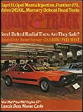 img - for Road and Track Magazine (July 1975) (Lancia Beta cover) (Vol. 26; #11) (26) book / textbook / text book
