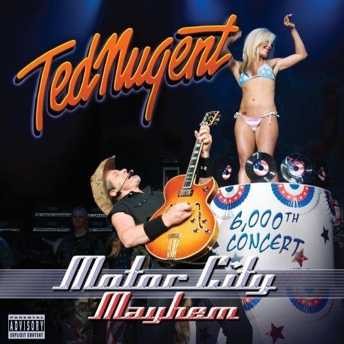 Motor City Mayhem: 6,000th Concert [2 CD] by Eagle Records (2009-06-30)