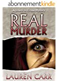 Real Murder (Lovers in Crime Mystery Book 2) (English Edition)