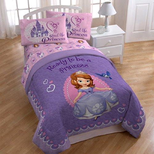 Disney Princess Bedding Full Size 8997 front