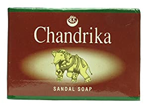 Chandrika Soap Sandal Soap - 75 g - Pack of 1