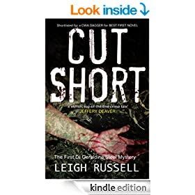 Cut Short (BOOK 1 in DI Geraldine Steel Series)