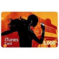 iTunes Card(3,000円)