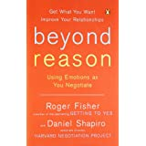 Beyond Reason: Using Emotions as You Negotiateby Roger Fisher