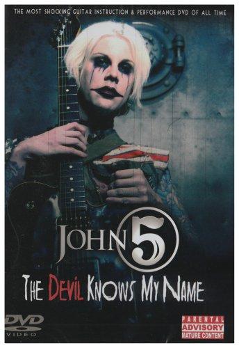 John 5 - The Devil Knows My Name [DVD]