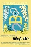 Milosz's ABC's (0374527954) by Milosz, Czeslaw