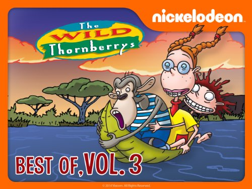 The Wild Thornberrys Volume 3