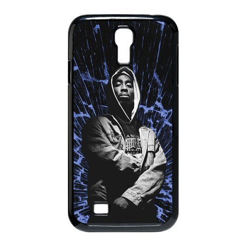 2Pac Greatest Hip Hop Rapper And Actor Cool Blue Ray Personalized Durable Case For Samsung Galaxy S4 I9500