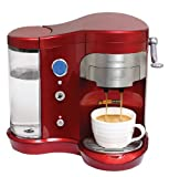 SunCafe Coffee Pod Brewer H701A - Red