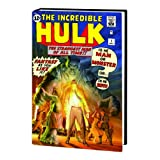 The Incredible Hulk Omnibus Volume 1 HC Ross Variantby Jack Kirby