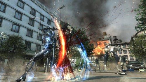 Metal Gear Rising Revengeance galerija