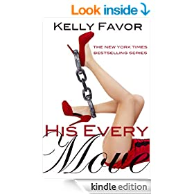 His Every Move (For His Pleasure, Book 9)