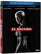 Ex Machina [Blu-ray + DVD + Digital Copy] (Bilingual)