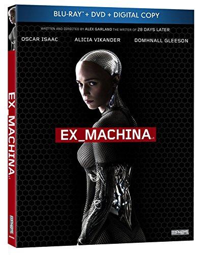 �� ������ / Ex Machina (2015) BDRip-AVC | DUB | ��������